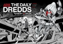 The Daily Dredds Vol. 2 av John Wagner og Alan Grant (Innbundet)