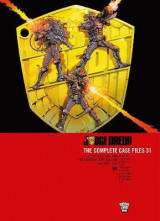 Omslag - Judge Dredd: Case Files 31