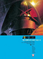Judge Dredd: The Complete Case Files 18 av Garth Ennis, Mark Millar og John Wagner (Heftet)
