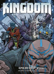 Kingdom Vol. 4 av Dan Abnett og Richard Elson (Heftet)