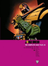 Omslag - Judge Dredd: The Complete Case Files 35