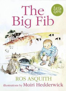 The Big Fib av Ros Asquith (Heftet)