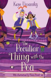 The Peculiar Thing with the Pea av Kaye Umansky (Heftet)