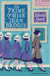 Omslag - The Prime of Miss Jean Brodie