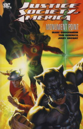 Justice Society of America: Monument Point av Marc Guggenheim (Heftet)