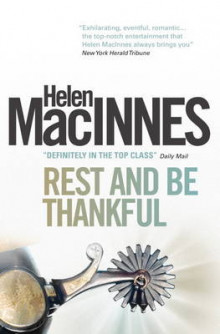 Rest and be Thankful av Helen MacInnes (Heftet)