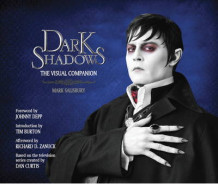Dark Shadows: The Visual Companion av Mark Salisbury (Innbundet)