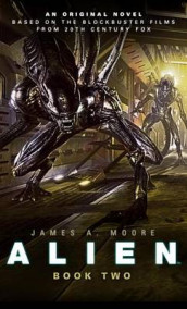 Alien - Sea of Sorrows (Book 2) av James A. Moore (Heftet)