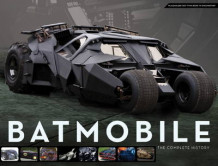 Batmobile: The Complete History av Mark Cotta Vaz (Innbundet)