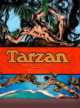 Omslag - Tarzan - and the Lost Tribes: Volume 4