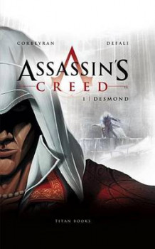 Assassin's Creed - Desmond av Andy McVittie (Innbundet)