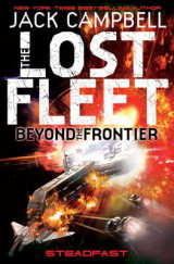 Omslag - The Lost Fleet: Beyond the Frontier: Steadfast