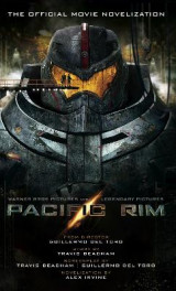 Omslag - Pacific Rim: The Official Movie Novelization