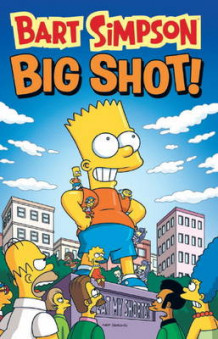 Bart Simpson - Big Shot (Heftet)