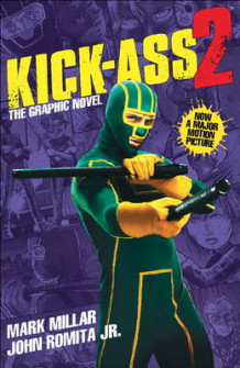 Kick-Ass - 2 (Movie Cover): Pt. 3 - Kick-Ass Saga av Mark Millar og John Romita (Heftet)