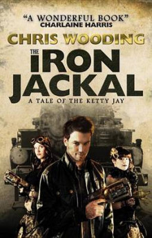 The Iron Jackal av Chris Wooding (Heftet)