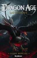 Omslag - Dragon Age - Last Flight