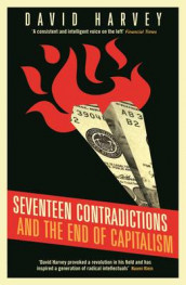 Seventeen Contradictions and the End of Capitalism av David Harvey (Heftet)