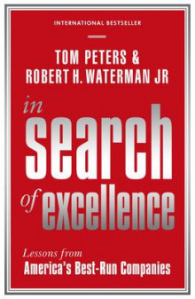 In Search of Excellence av Robert H. Jr. Waterman og Tom Peters (Heftet)