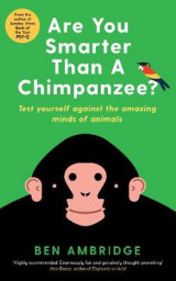 Omslag - Are You Smarter Than a Chimpanzee?