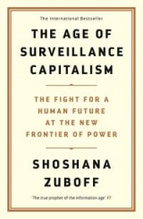 Omslag - The age of surveillance capitalism