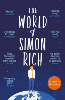 The World of Simon Rich av Simon Rich (Heftet)