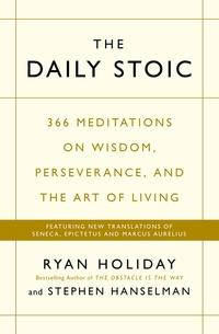 The Daily Stoic av Ryan Holiday og Stephen Hanselman (Heftet)