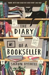 Omslag - The diary of a bookseller