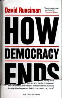 How Democracy Ends av David Runciman (Innbundet)