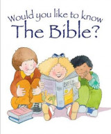 Omslag - Would You Like to Know the Bible?