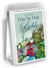 Omslag - Candle Day by Day Bible