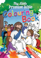 Omslag - My Little Promise Bible Colouring Book