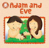 Omslag - Adam and Eve