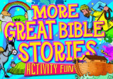 Omslag - More Great Bible Stories
