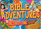 Omslag - Bible Adventures