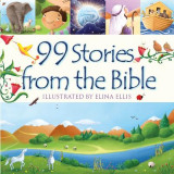 Omslag - 99 Stories from the Bible