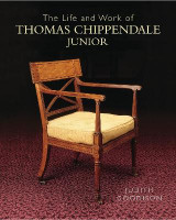 Omslag - The Life and Work of Thomas Chippendale Junior