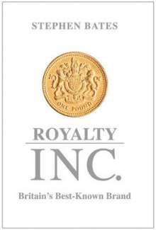 Royalty Inc av Stephen Bates (Innbundet)