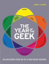 Omslag - The Year of the Geek