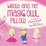 Omslag - Willow and Her Magic Owl Pillow
