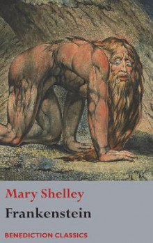 Frankenstein; Or, the Modern Prometheus av Mary Shelley (Innbundet)