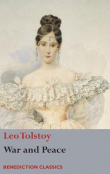 War and Peace av Leo Tolstoy (Innbundet)
