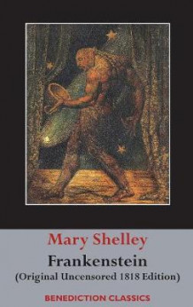 Frankenstein; or, The Modern Prometheus av Mary Wollstonecraft Shelley (Innbundet)