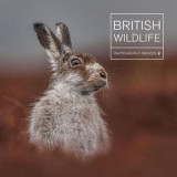 Omslag - British Wildlife Photography Awards