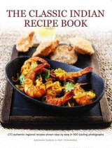 Omslag - The Classic Indian Recipe Book