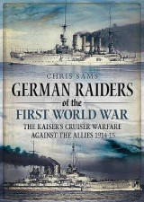 Omslag - German Raiders of the First World War