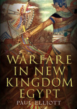 Omslag - Warfare in New Kingdom Egypt
