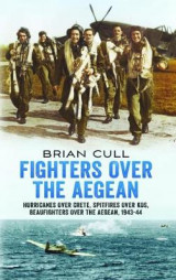 Omslag - Fighters Over the Aegean
