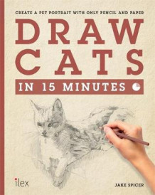 Draw Cats in 15 Minutes av Jake Spicer (Heftet)