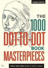 Omslag - The 1000 dot-to-dot book. 20 iconic masterpieces
